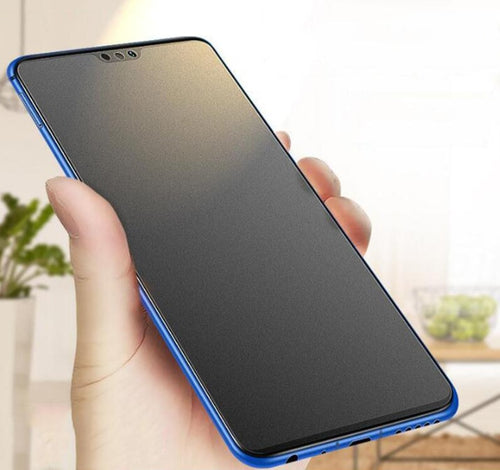 OriWood 2.5D Matte Frosted Tempered Glass For Huawei Honor 8X Anti Fingerprints Screen Protector For Honor 8X Protective Film - KAUBI TRENDING EMPIRE