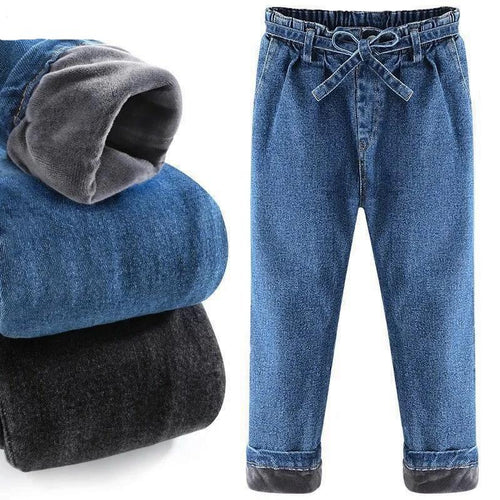 Straight  jeans for Kids - KAUBI TRENDING EMPIRE