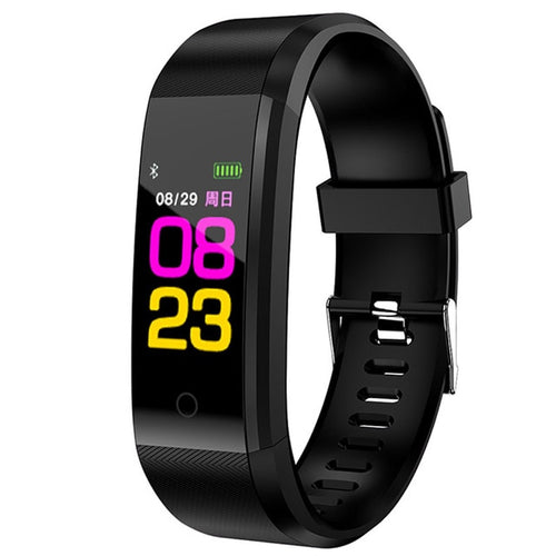 Smart Wrist Band Watch For IOS and Android - kaubi-online