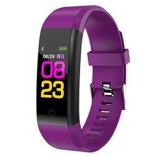 Load image into Gallery viewer, Smart Wrist Band Watch For IOS and Android - KAUBI TRENDING EMPIRE