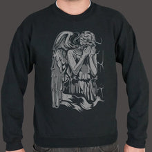 Load image into Gallery viewer, The Angel Weeping Assassin Sweater (Mens) - KAUBI TRENDING EMPIRE