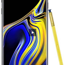 Load image into Gallery viewer, Samsung Galaxy Note9 GSM Unlocked Phone with 6.4in Screen and 128GB - Ocean Blue (Renewed) - KAUBI TRENDING EMPIRE