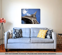 Load image into Gallery viewer, Metal Panel Print, Eiffel Tower - KAUBI TRENDING EMPIRE