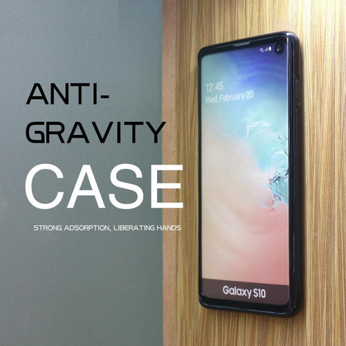 Anti Gravity Phone Case For Samsung Galaxy S10 & S10 plus - KAUBI TRENDING EMPIRE