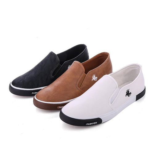 Casual Breathable Loafers  Flats slip on Shoes - KAUBI TRENDING EMPIRE