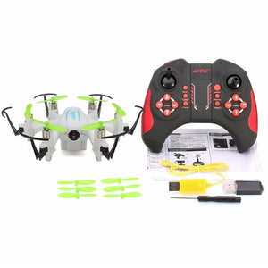 2MP Camera 2.4G 4CH 6-Axis Headless Mode Tiny Helicopter Mini Drone - KAUBI TRENDING EMPIRE