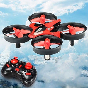 Mini 2.4G 4CH 6 Axis 3D Headless Mode Memory Function RC Quadcopter - KAUBI TRENDING EMPIRE