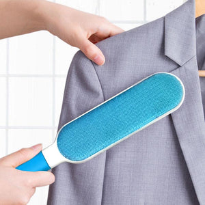Double-Sided Sticky Lint Remover Brush - KAUBI TRENDING EMPIRE