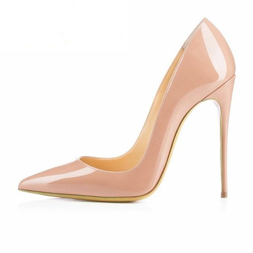 Women 12CM High Heels Shoes - KAUBI TRENDING EMPIRE