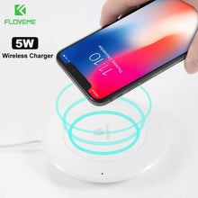 Load image into Gallery viewer, Wireless Charger For Samsung Galaxy and Wireless Charging Dock For iPhone - KAUBI TRENDING EMPIRE