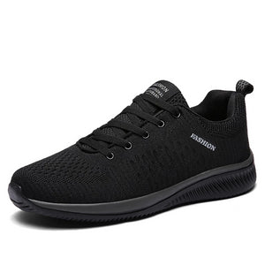New Mesh Lace-up Men Sneakers - KAUBI TRENDING EMPIRE