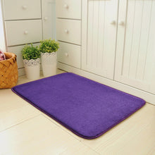 Load image into Gallery viewer, Non Slip Door Mat Dirts Trapper Indoor Super Absorbent Doormat - KAUBI TRENDING EMPIRE