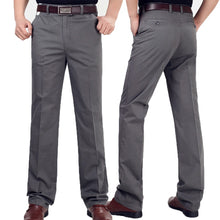 Load image into Gallery viewer, Straight Pant 100% Cotton Men Wear Comfortable warm Trousers - KAUBI TRENDING EMPIRE