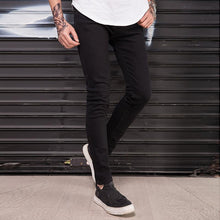 Load image into Gallery viewer, Man black jeans - KAUBI TRENDING EMPIRE