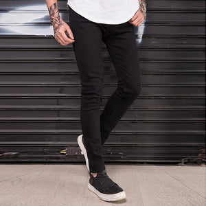 Man black jeans - KAUBI TRENDING EMPIRE