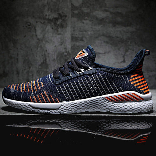 2019 New Men Lac-up Men Sneakers - kaubi-online