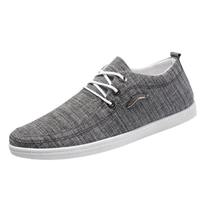 shoes brand casual men's fashion canvas Sneakers - kaubi-online