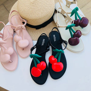 Flat Sandals For Women Jelly Sandals Female Jelly Shoes - KAUBI TRENDING EMPIRE