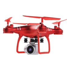 Load image into Gallery viewer, Wifi Remote Control RC Drone plane Selfie Quadcopter with HD Camera Altitude Hold Helicopter Micro Pocket - KAUBI TRENDING EMPIRE