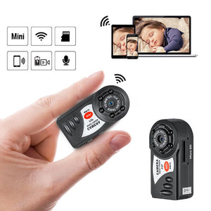 MINI WIFI DVR WIRELESS IP CAMERA - KAUBI TRENDING EMPIRE