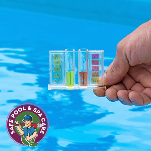 Dangers of Chlorine & Halogens in Pools & Spas