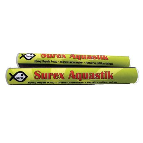 Surex Aquastik Epoxy Repair Putty - Safe Pool & Spa Care