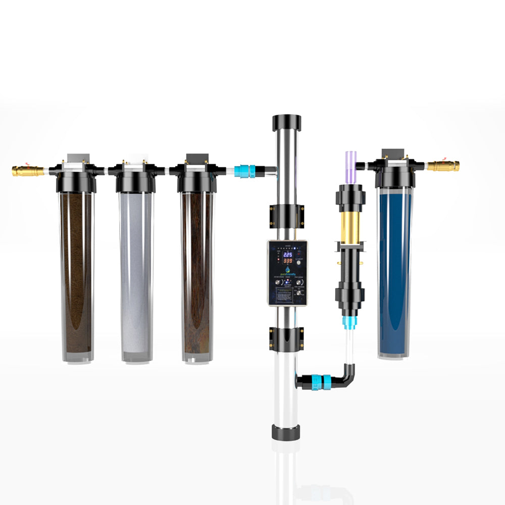 Pure Friendly Oxygen Mineral Filtered Drinking Water System - Safe Pool & Spa Care