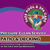 Safe Pool Pressure Patio & Decking Cleaning Service - Safe Pool & Spa Care
