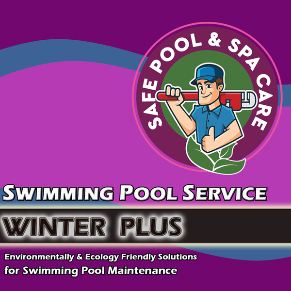 Winter Plus Pool Service - Safe Pool & Spa Care