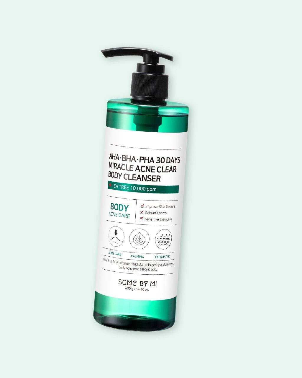 Some By Mi AHA-BHA-PHA 30Days Miracle Acne Clear Body Cleanser