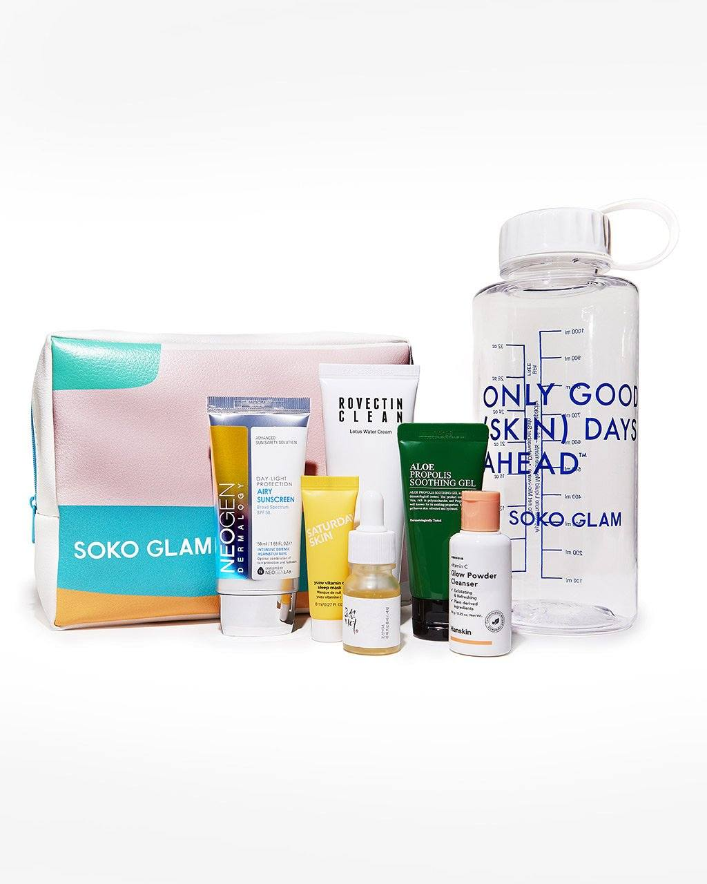 Glow Sun Defense Kit