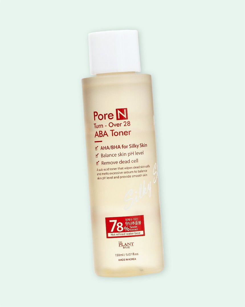Pore N Turn-Over 28 ABA Toner