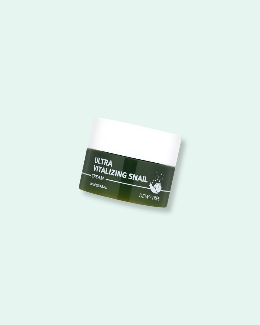 DEWYTREE ULTRA VITALIZING SNAIL CREAM (10ml) Sample - Reward