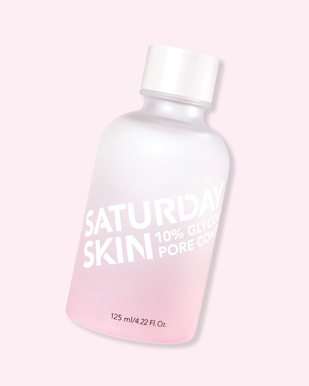 Saturday Skin Pore Clarifying Toner 10% Glycolic Acid