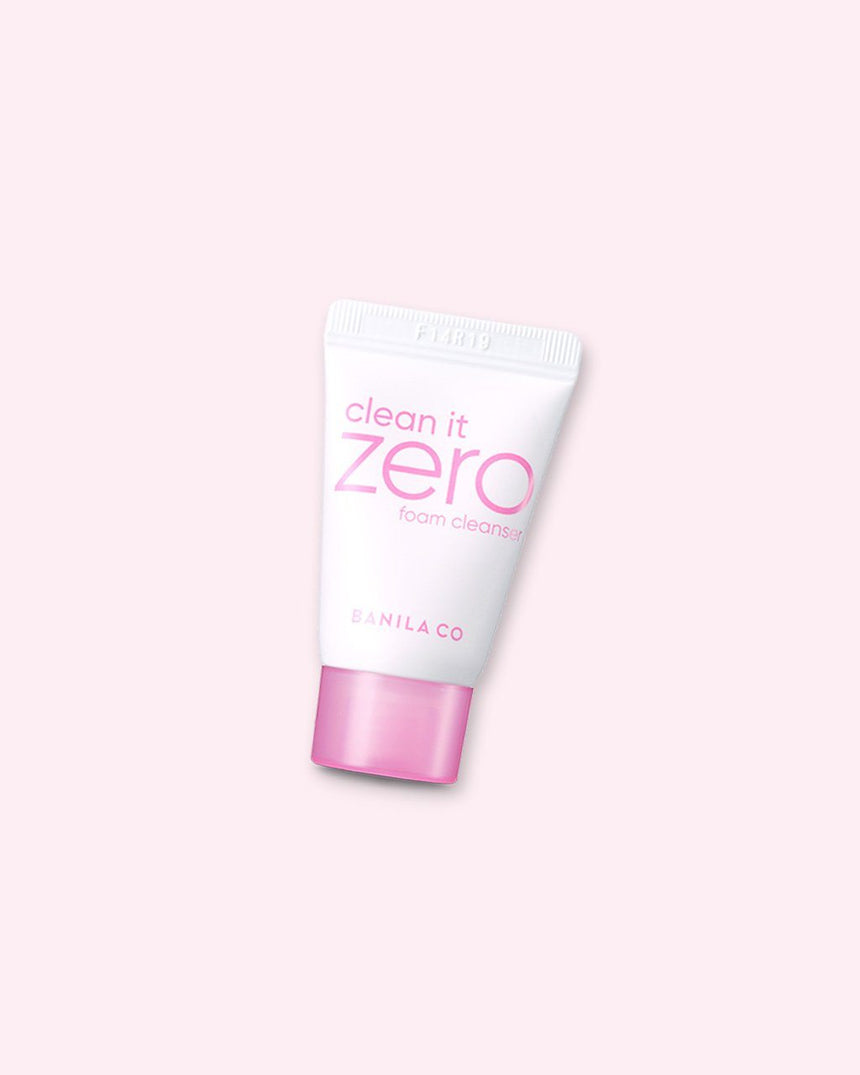 Clean It Zero Foam Cleanser 8ml Sample -Reward