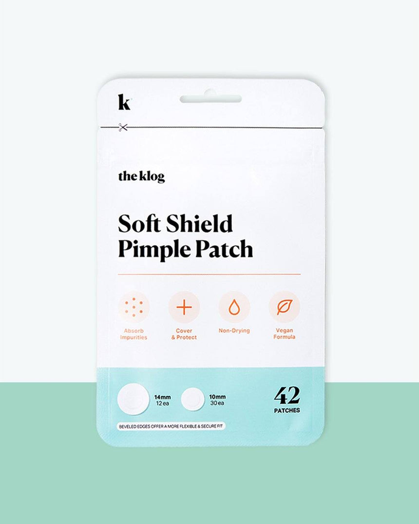 Soft Shield Pimple Patch Packaging