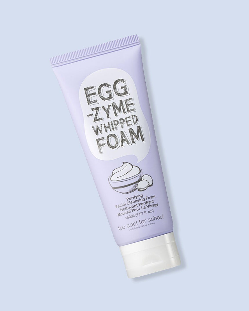 Egg-zyme Whipped Foam