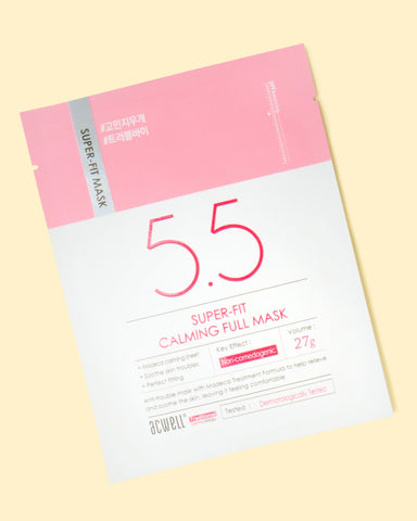 5.5 Super-Fit Calming Full Mask