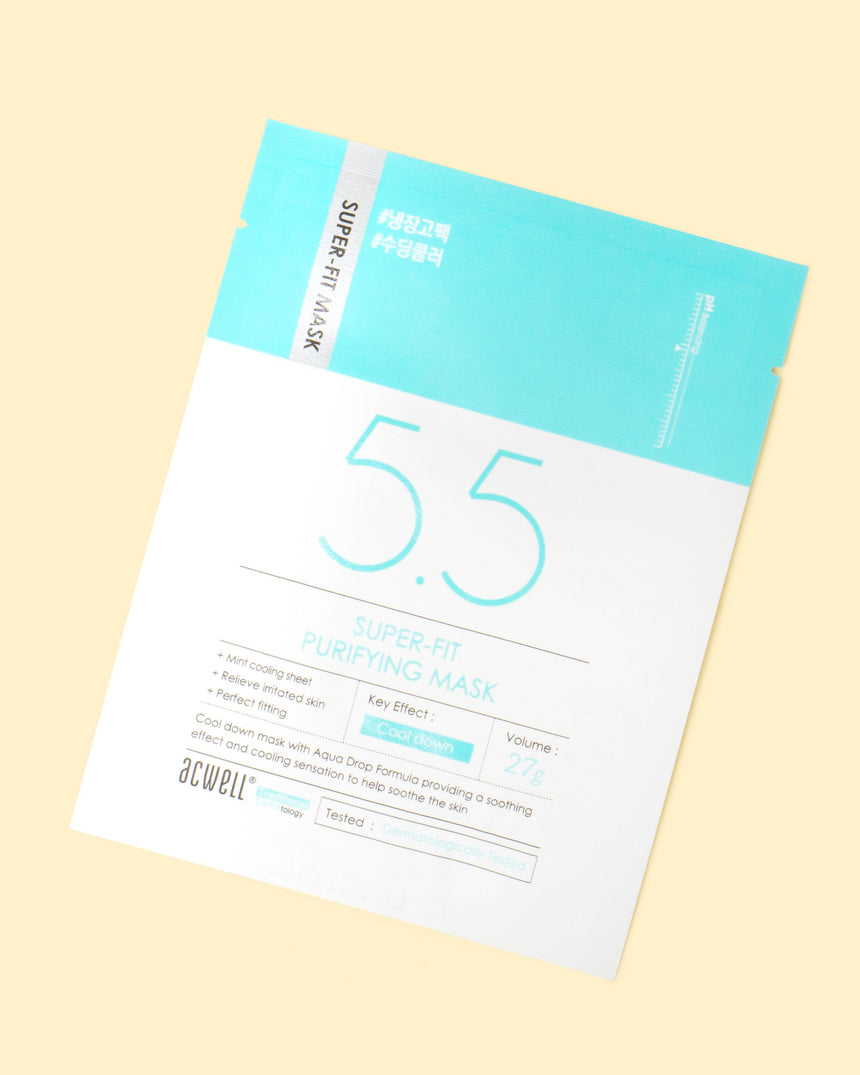 5.5 Super-Fit Purifying Mask