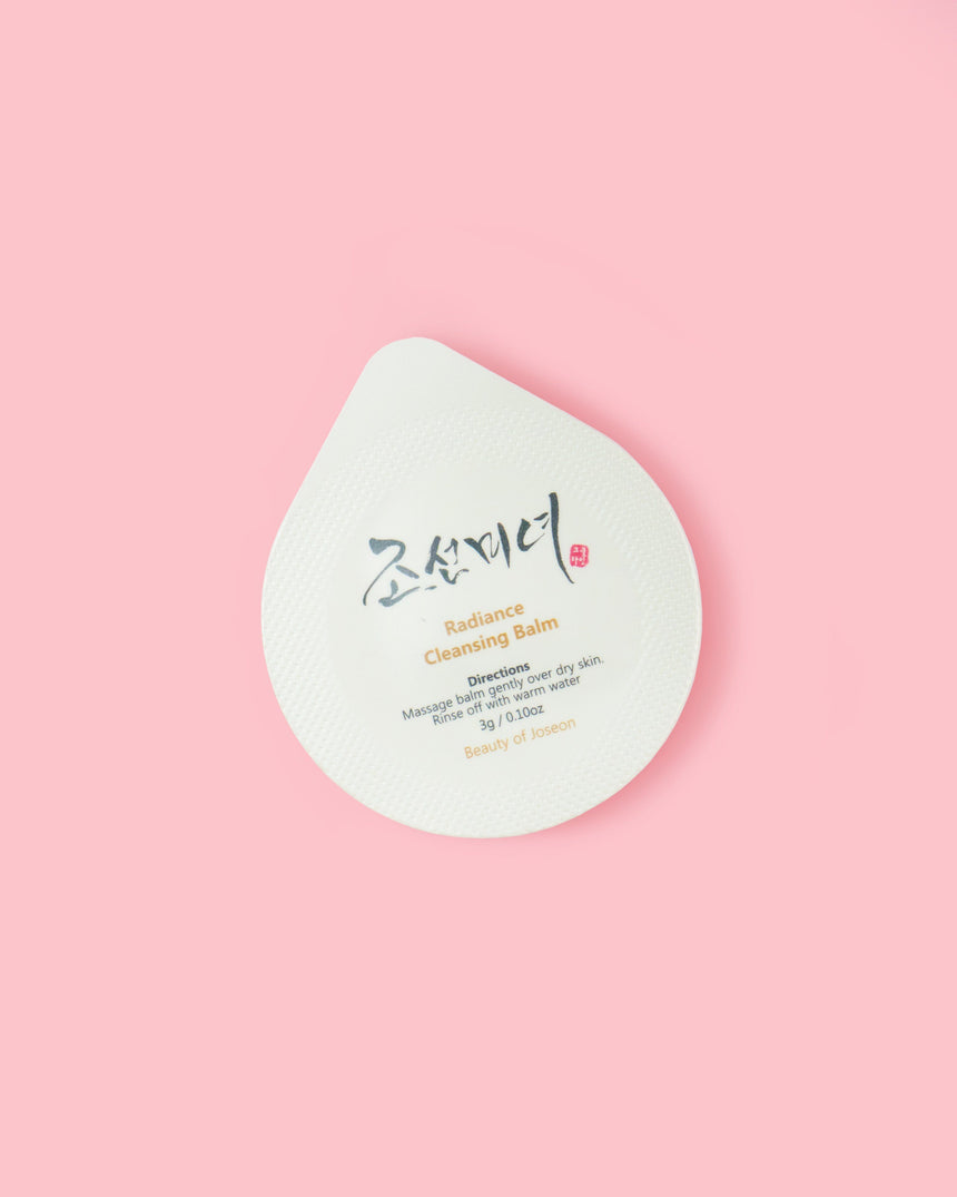 Beauty of Joseon Radiance Cleansing Balm Sample - Reward