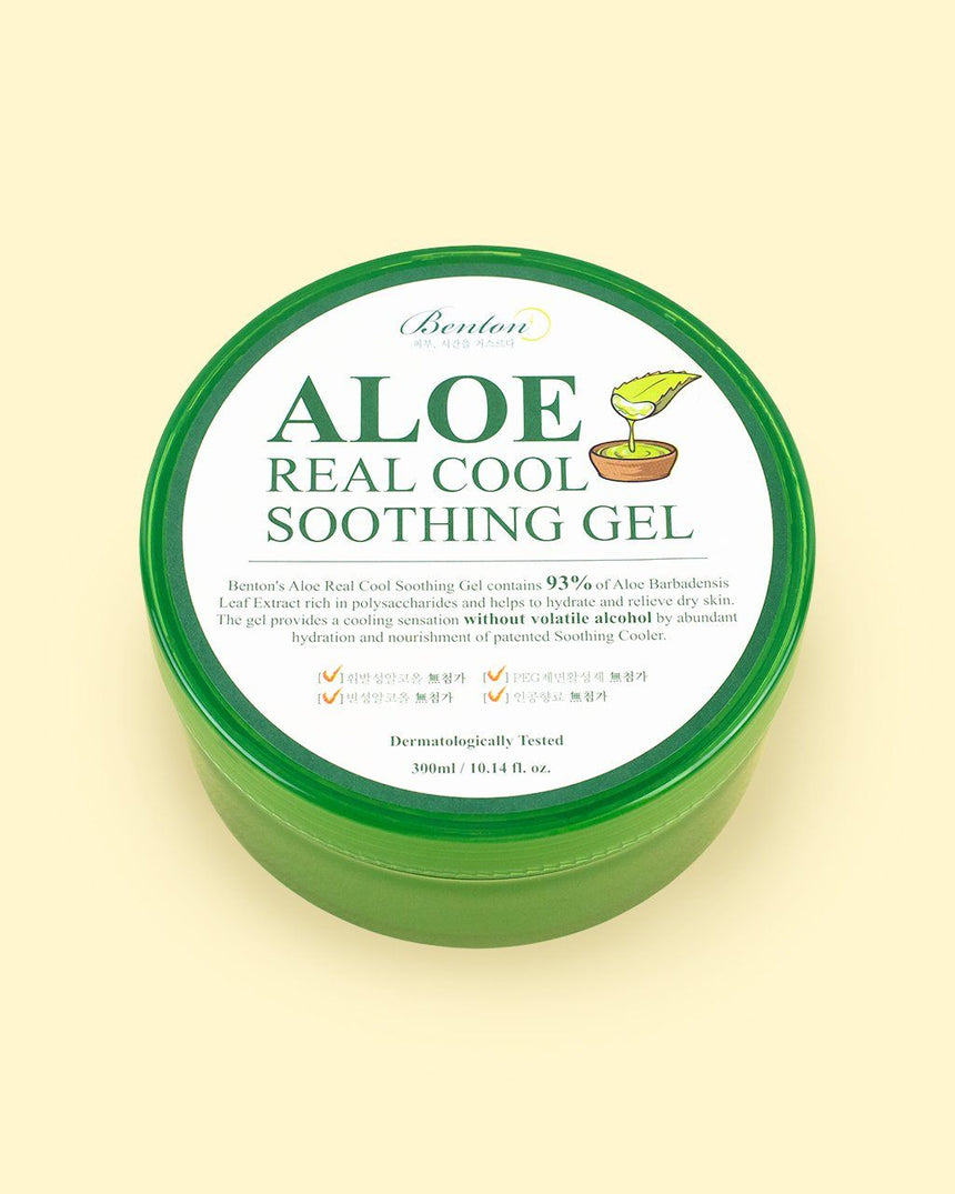 Aloe Real Cool Soothing Gel product
