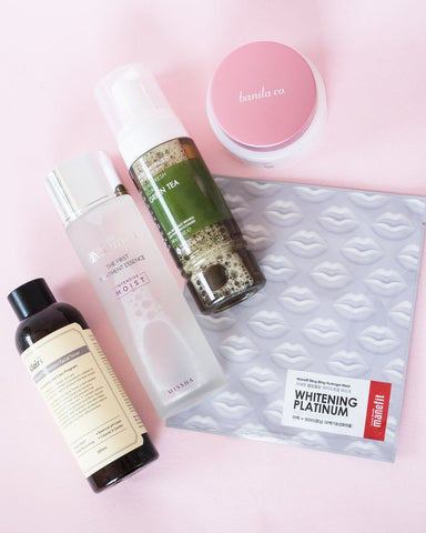 Best of Beauty K-Essentials Set