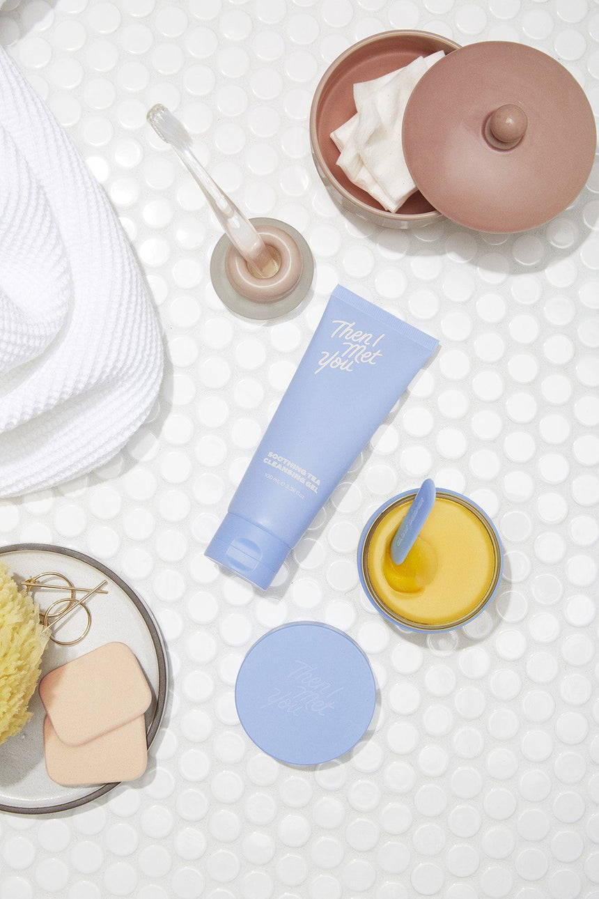 Cleansing Duo Lifestyle Photoshot