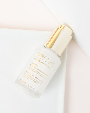 Super Aqua Cell Renew Snail Ampoule