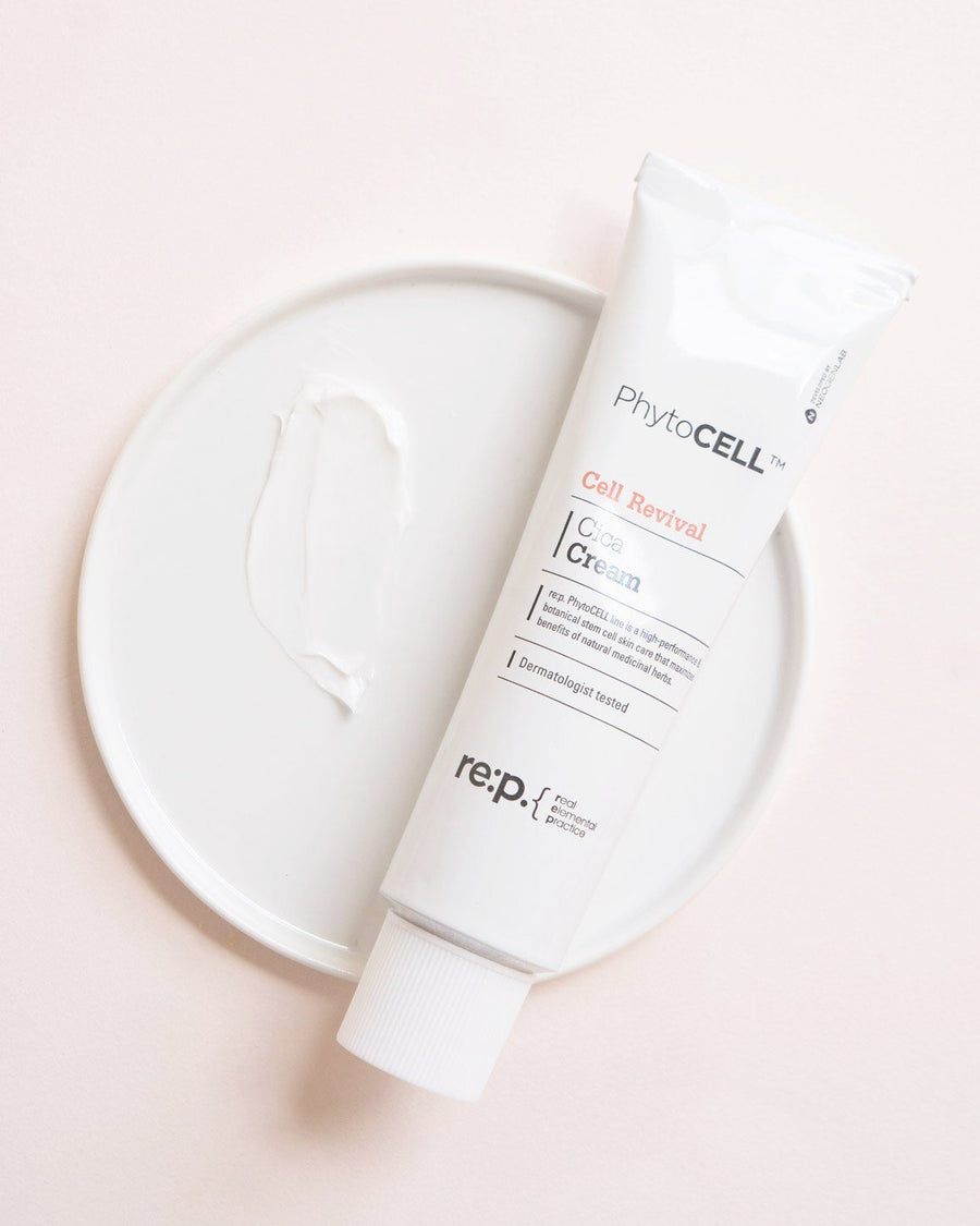 Re:p PhytoCELL Cell Revival Cica Cream, skincare, skin care, clean beauty