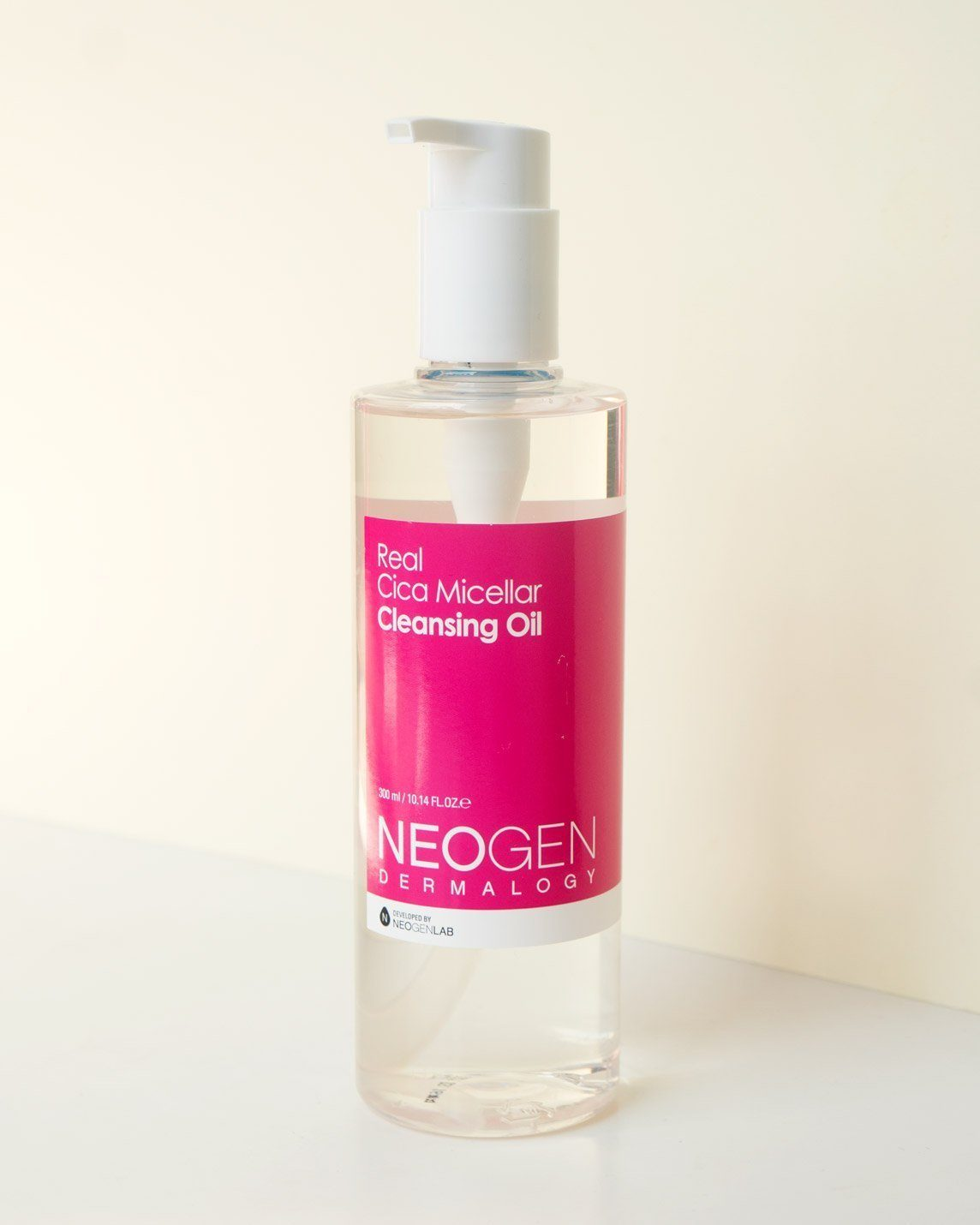 Real Cica Micellar Cleansing Oil Product picture
