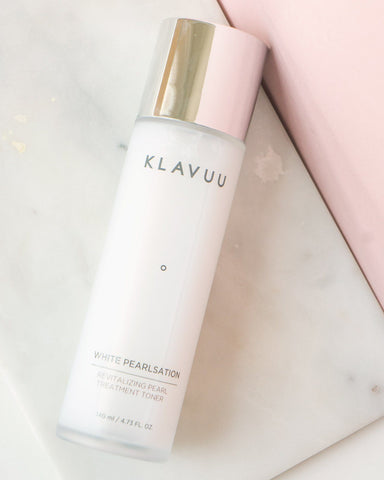 klavuu White Pearlsation Revitalizing Pearl Treatment Toner, skincare, skin care