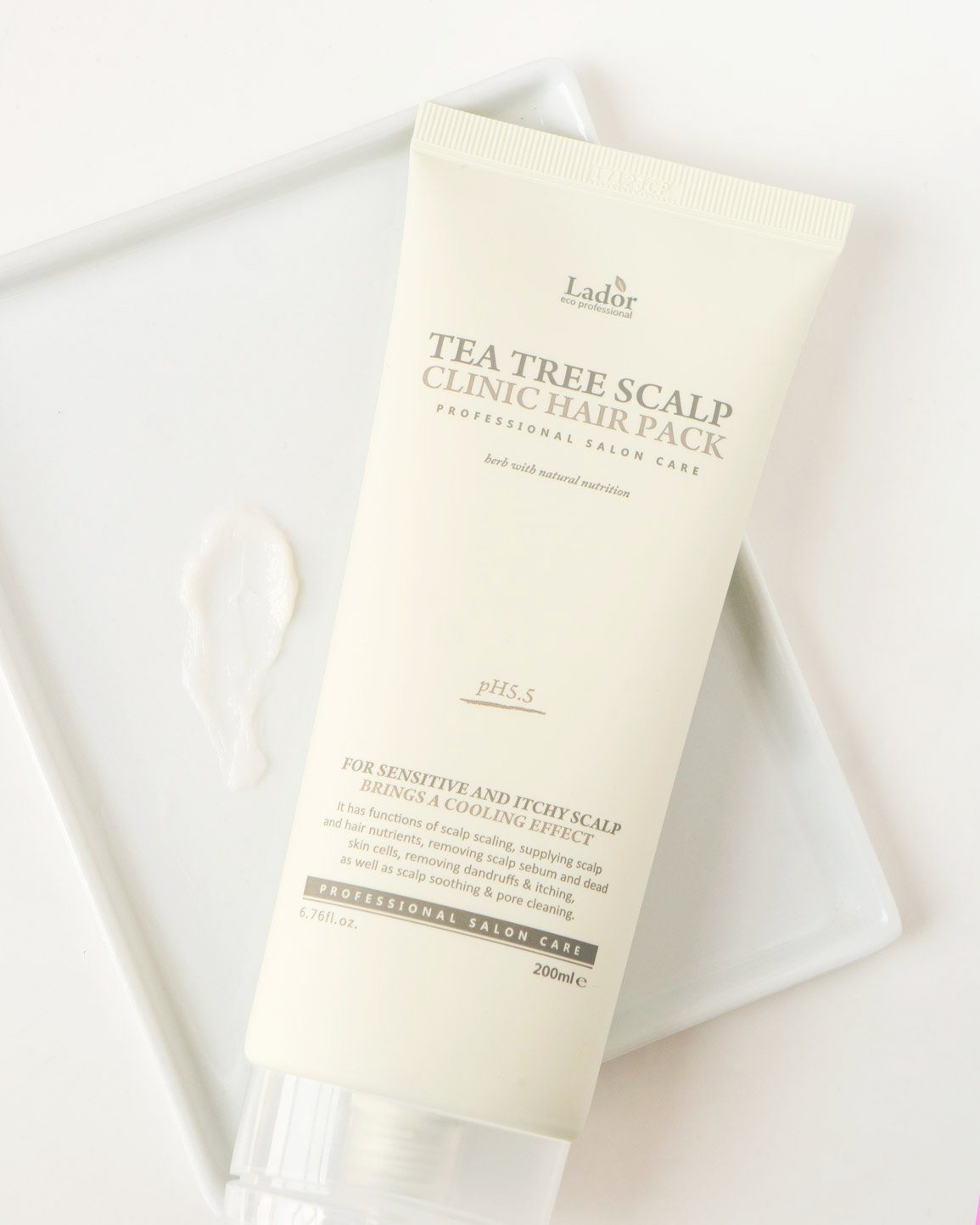 Tea Tree Scalp Clinic Hair Pack, clean beauty