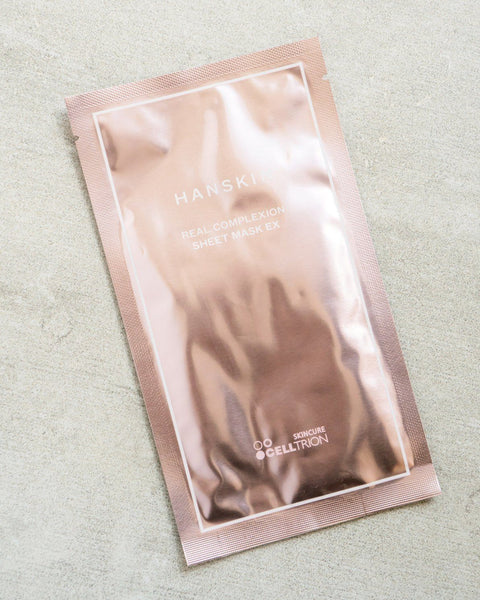 Real Complexion Sheet Mask EX (10 Pack)