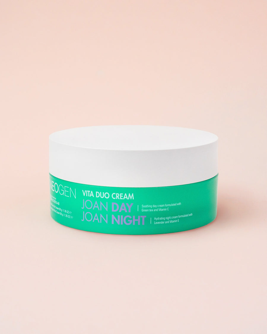 NEOGEN Vita Duo Cream Joan Day Joan Night, skin care, skincare, moisturizer